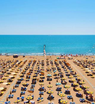 workout benessere a jesolo estate 2020