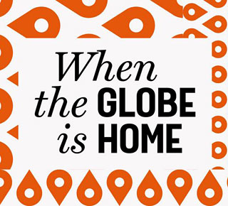 mostra when the globe is home a treviso